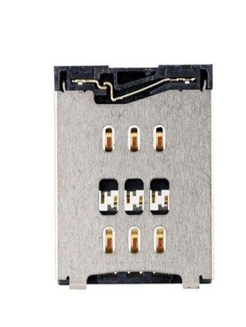 SIM Card Reader for iPhone 6 SIM COMPONENT 1424447834221
