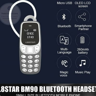 Smallest Mobile Phone L8Star BM90