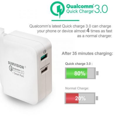 QC3 charging speed 768x768
