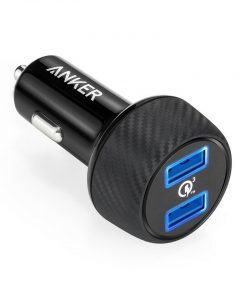 Anker Quick Charge 30 39W Dual USB Car Charger PowerDrive Speed 2 PRICEDROP 143333112710