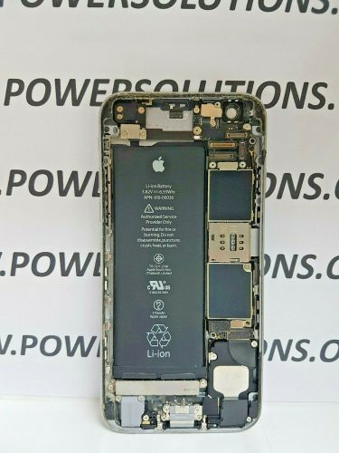 IPHONE 6S GREY CHASSIS PARTS ONLY 133000229372