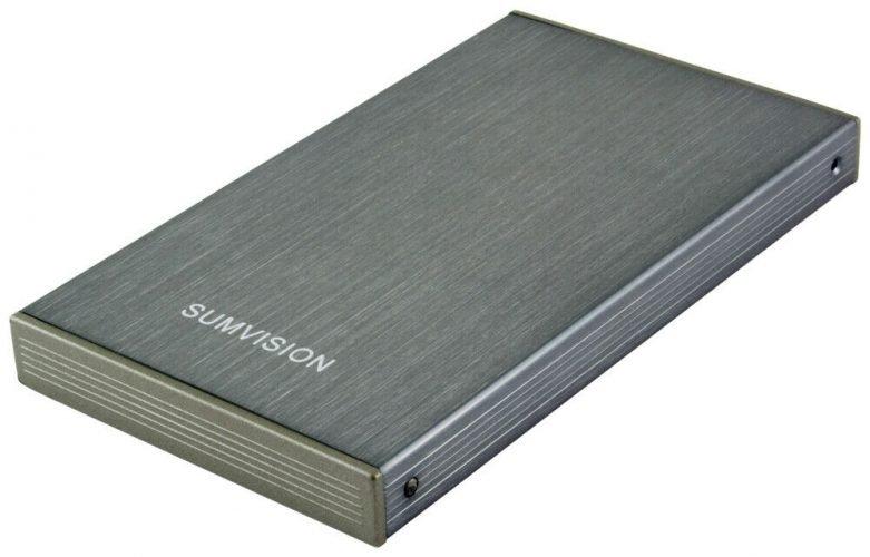 LAPTOP 25 HDD SATA to USB External Enclosure Caddy 30 win 7810 FASTPOST 143315521712