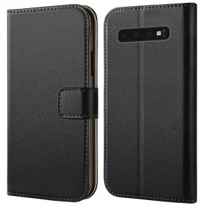 Case For Samsung Galaxy S10 S10 Plus Luxury Genuine Leather Wallet Stand Cover 143199740833 2