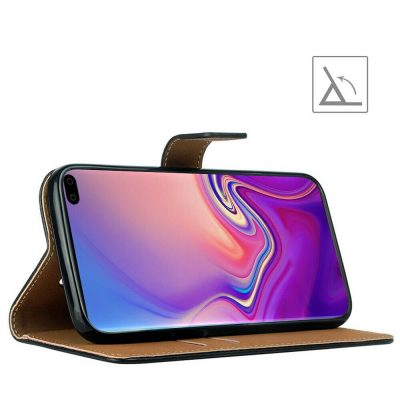 Case for Samsung Galaxy S10 S10 Plus Luxury Genuine Leather Wallet Stand Cover 143199740833 5