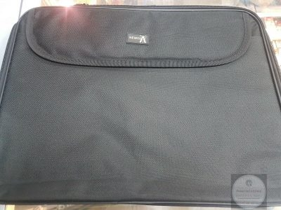 "LAPTOP BAG BLACK 17"" BRAND NEW"
