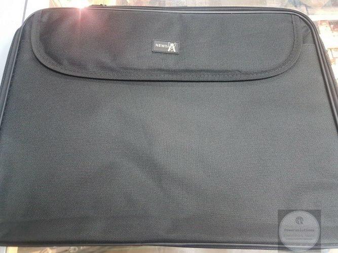LAPTOP BAG BLACK 17 BRAND NEW 133129968463