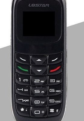 Smallest Mobile Phone L8Star BM70 Tiny Mini BLACK UNLOCKED UK STOCK GENUINE 143083215707