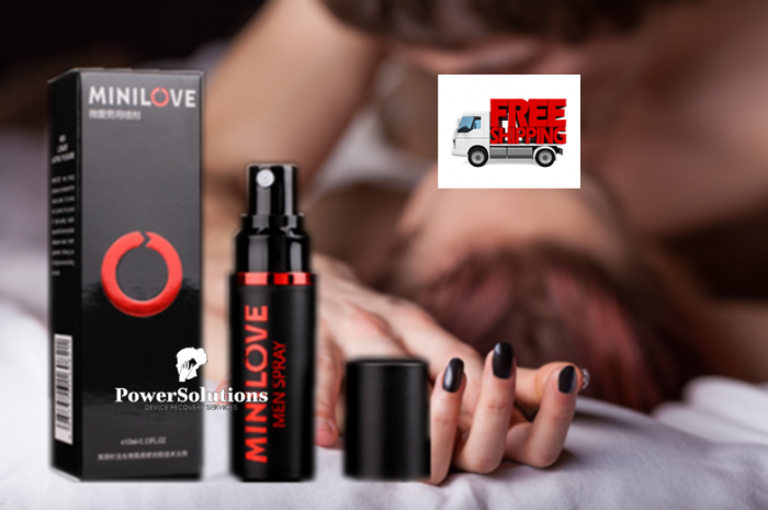 Authentic Minilove God Oil Male Delay Spray Preventing Premature Ejaculation 132874459038