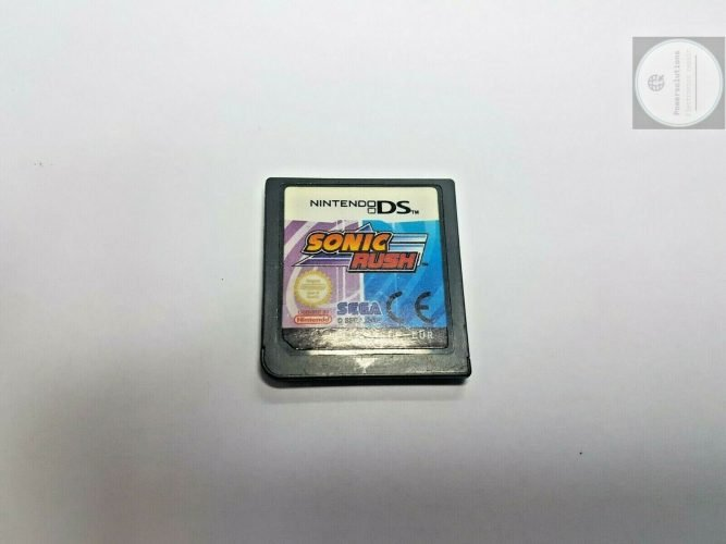 Sonic Rush for Nintendo DS Cart Only 143340069958