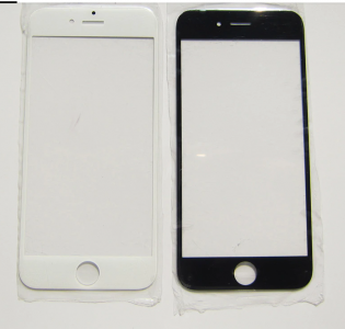 IPHONE FRONT GLASS 4 5 6 7 6 FRONT GLASS ONLY 143325596279