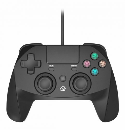PS4 snakebyte GamePad 4 S Black for use with PS4SlimPro 133100600159