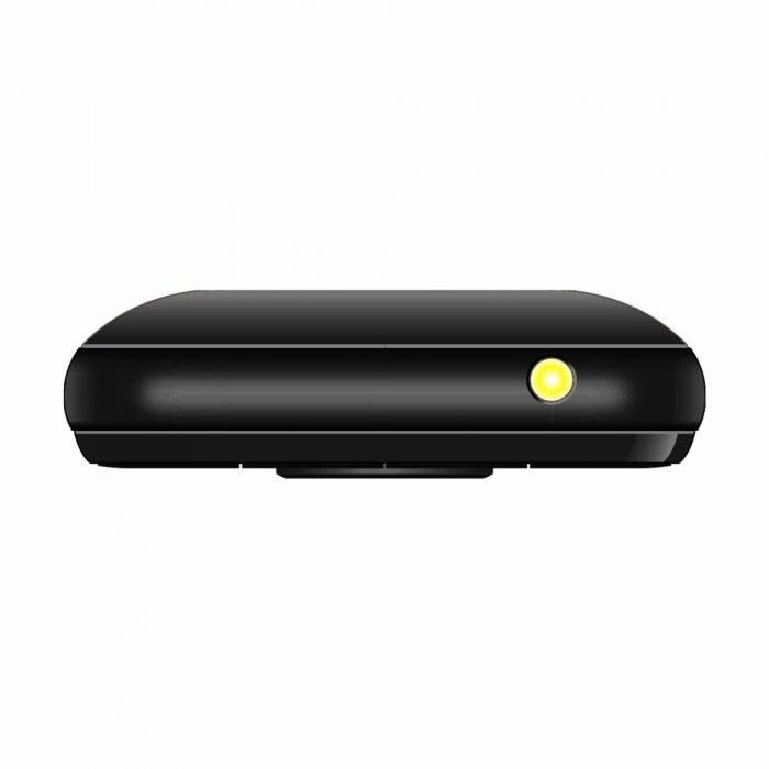 STK Black M Mobile Phone with Built In Dual Sim Bluetooth Torch FM Radio B07FG7QX9K 5